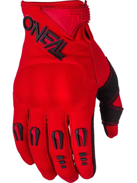 ONeal Hardwear Gloves IRON red